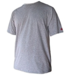 CoolMax® Short Sleeve Shirt Grey