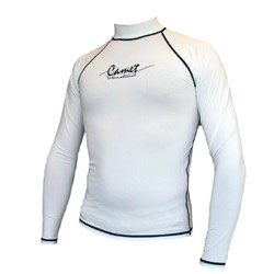Rashguard Long Sleeve White